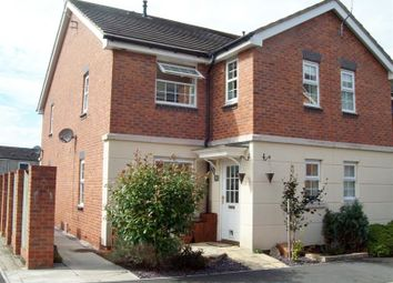 Thumbnail 2 bed mews house to rent in Clonners Field, Stapeley, Nantwich