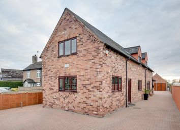 Thumbnail 4 bed detached house for sale in High Street, Saul