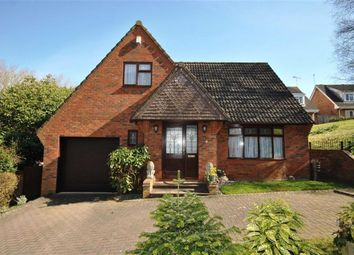 Thumbnail 3 bedroom detached house for sale in Crabb Tree Drive, Northampton