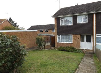 Thumbnail 3 bed semi-detached house to rent in Dando Close, Wollaston, Northamptonshire