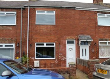 Thumbnail 2 bed terraced house to rent in Greenhills Terrace, Wheatley Hill, County Durham