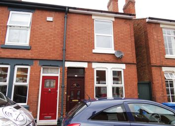 Thumbnail 2 bed semi-detached house for sale in Sherwin Street, Off Broadway, Derby