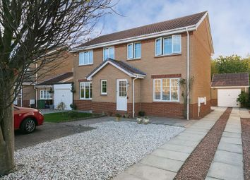 Thumbnail 3 bed semi-detached house for sale in 55 Denholm Way, Musselburgh, East Lothian