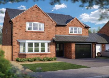 Thumbnail 4 bed detached house for sale in The Durham, Forest Edge, Cuddington, Northwich