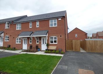 Thumbnail 2 bed end terrace house for sale in Chapple Hyam Avenue, Bishops Itchington, Southam