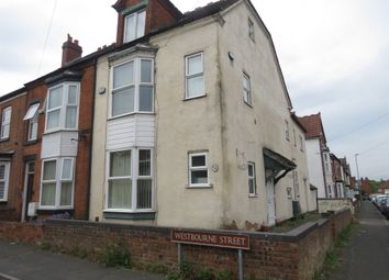 Thumbnail 3 bed end terrace house for sale in Westbourne Street, Walsall