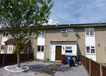 Thumbnail 4 bed terraced house to rent in Gristock Place, New Costessey, Norwich