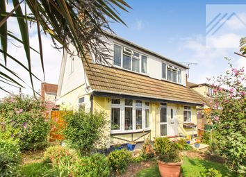 Thumbnail 3 bed detached house for sale in Letzen Road, Canvey Island