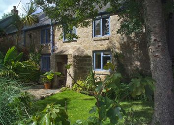 Thumbnail 4 bed end terrace house for sale in Steeple Lane, St. Ives