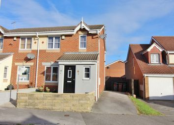 Thumbnail 3 bed semi-detached house for sale in Manor Fields, Great Houghton, Barnsley