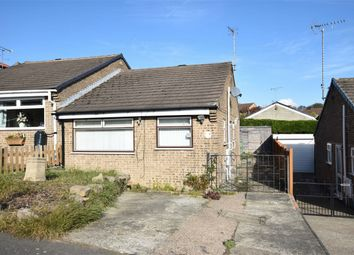 Thumbnail 2 bed semi-detached bungalow for sale in Staffa Drive, Tibshelf, Alfreton, Derbyshire