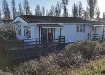 Thumbnail 2 bed lodge for sale in Main Road, St. Lawrence, Southminster