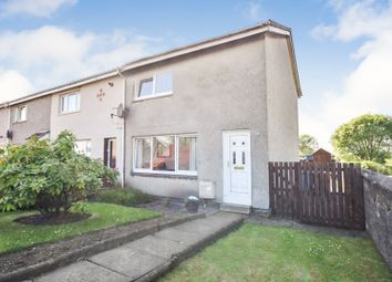 Thumbnail 2 bed end terrace house for sale in Main Street, Calderbank, Airdrie