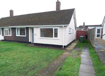 Thumbnail 2 bedroom semi-detached bungalow to rent in Bedingfield Crescent, Halesworth