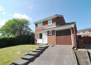 Thumbnail 3 bed detached house for sale in Savick Way, Lea, Preston