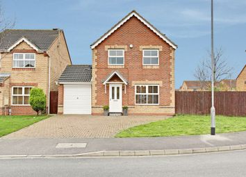 Thumbnail 4 bedroom detached house for sale in Bowmont Way, Kingswood, Hull