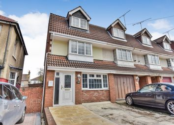 Thumbnail 5 bed semi-detached house for sale in Glenwood Avenue, Westcliff On Sea