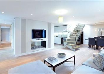 Thumbnail 4 bed flat to rent in Merchant Square East, London