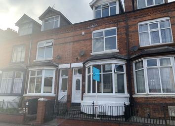 Thumbnail 6 bed terraced house to rent in East Park Road, Leicester