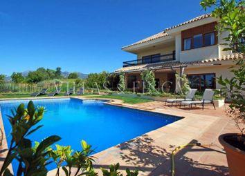 Thumbnail 6 bed villa for sale in El Rosario, Marbella East, Malaga, Spain