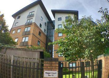 Thumbnail 1 bedroom flat for sale in Regal Court, 72 Bishopsgate Street, Birmingham