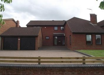 Thumbnail 4 bedroom detached house to rent in Colesbourne Drive, Downhead Park, Milton Keynes