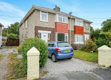 Thumbnail 2 bed flat for sale in Plymstock, Plymouth