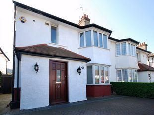 Thumbnail 5 bed semi-detached house to rent in The Vale, Golders Green