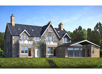 Thumbnail 12 bed detached house for sale in The Brae, Kincraig, Kingussie