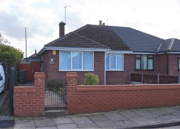 Thumbnail 2 bed bungalow for sale in Low Wood Road, Manchester