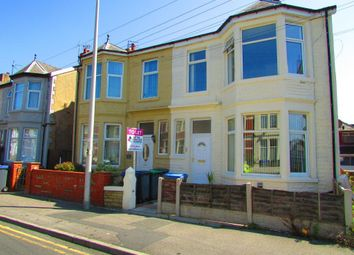 Thumbnail 2 bed flat to rent in Saville Road(Ff), Blackpool, Lancashire