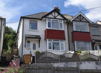 Thumbnail 3 bed semi-detached house for sale in Blatchcombe Road, Paignton, Devon