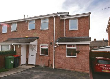 Thumbnail 4 bedroom semi-detached house for sale in Near Vallens, Hadley, Telford
