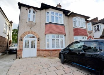 Thumbnail 4 bed semi-detached house to rent in Burleigh Gardens, Southgate, London
