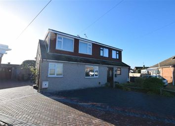 Thumbnail 3 bed semi-detached house for sale in Coombe Rise, Corringham, Essex