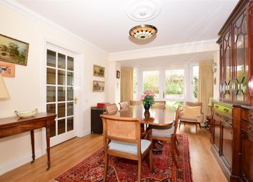 Thumbnail 2 bed terraced house for sale in Eylesden Court, Bearsted, Maidstone, Kent