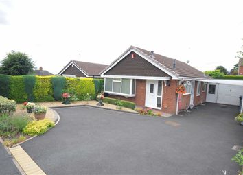 Thumbnail 2 bed detached bungalow for sale in Castleton Road, Longton, Stoke-On-Trent
