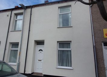 Thumbnail 2 bed terraced house for sale in Bowes Street, Blyth