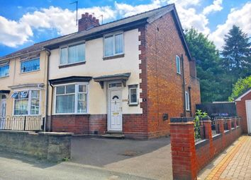 Thumbnail 3 bedroom semi-detached house for sale in Corporation Street, Wednesbury, West Midlands
