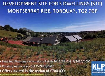 Thumbnail Land for sale in Martinique Grove, Torquay