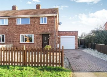 Thumbnail 3 bedroom semi-detached house for sale in Old Pound Close, Hemingford Grey, Huntingdon