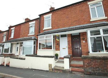 Thumbnail 2 bedroom terraced house for sale in John Street, Biddulph, Stoke-On-Trent
