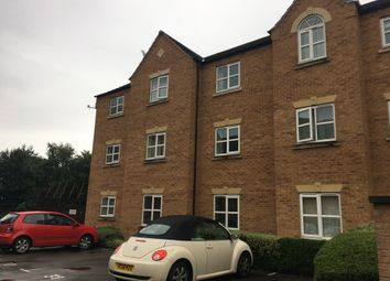 Thumbnail 2 bed flat to rent in Coral Close, Pride Park, Derby