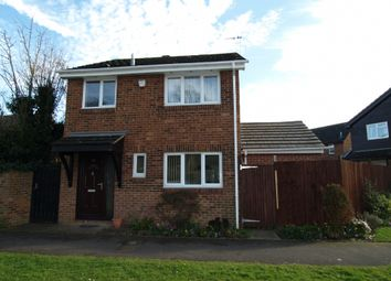 Thumbnail 3 bed detached house for sale in Priory Street, Newport Pagnell, Buckinghamshire