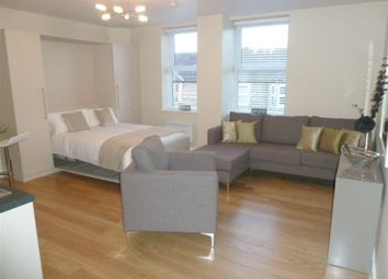 Thumbnail Studio to rent in Victoria Apartments, Altrincham