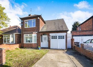 Thumbnail 3 bed detached house for sale in Corporation Road, Leicester