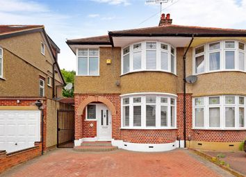 Thumbnail 3 bed semi-detached house for sale in Walnut Way, Buckhurst Hill, Essex