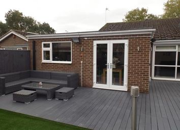 Thumbnail 3 bed bungalow for sale in Merlay Drive, Dinnington, Newcastle Upon Tyne, Tyne And Wear