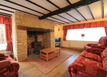 Thumbnail 4 bed cottage to rent in Bicester Road, Gosford, Kidlington