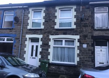Thumbnail 3 bed terraced house to rent in Park Street, Mountain Ash, Mountain Ash